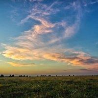 предрассветные облака :: юрий иванов
