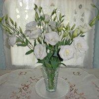 Белые цветы – Нежные снежинки, Звезды красоты, Чистых душ искринки– :: Люша