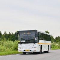 """Автобус  ГолАЗ-525110-10 """"Вояж"""" :: Денис Змеев"""