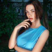 Чувственная Дарья :: Александр Дробков