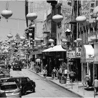 San Francisco Chinatown :: Танкист .