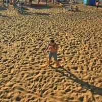 пляжный спорт :: Albina