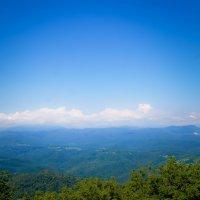 Вид с Горы Ахун :: Надежда