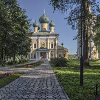Спасо-Преображенский собор :: Valeriy Piterskiy