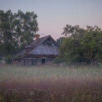 Вечер в деревне :: Константин Поляков