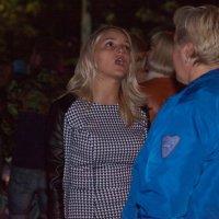 Ааааааа поцелуй... :: Александр Орлов