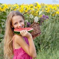Летнее настроение от Сони!) :: Марина Соколова
