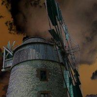 Windmühle_2(Ветреная мельница_2)-Триптих :: irina Schwarzer