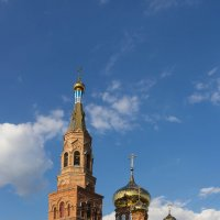 Церковь в селе Виловатое :: Олег Манаенков