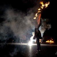 Покорители огня... :: Андрей Lyz