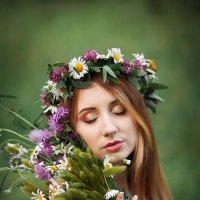 Лесная нимфа :: Елена Семёнова