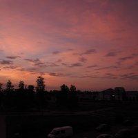 С добрым утром, любимый город :: Софья Борисова