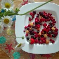 Вкус малинового лета :: Татьяна Смоляниченко
