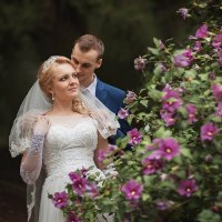 Свадьба Анны :: Эльвира Запорощенко