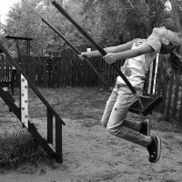 На крыльях детства :: Лидия Цапко