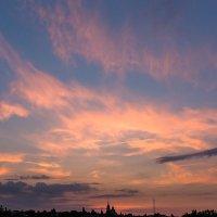 Рассвет в июле :: Mikhail