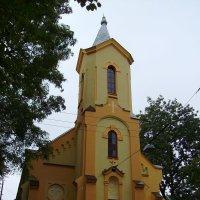 Дом   молитвы   христиан - баптистов   в   Ивано - Франковске :: Андрей  Васильевич Коляскин