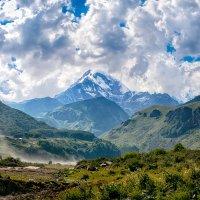 гора Казбек :: Адель