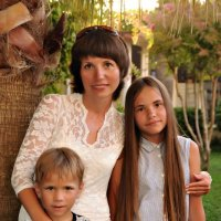Моя семья :: оксана Кудряшова
