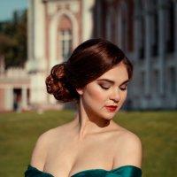 Мисс студенчество Москвы 2017 :: Анастасия Светлова