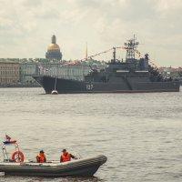Репетиция парада ко дню Военно-морского флота. :: bajguz igor