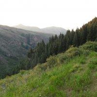 В горах :: Андрей Солан