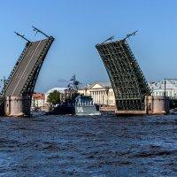 Репетиция Дня ВМФ 5 :: Valerii Ivanov