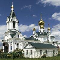 Церковь в селе Преображенское :: Игорь Денисов