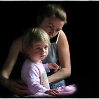Мать и дочь :: Слава Зайцев