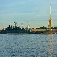 День ВМФ в Питере :: Александр Алексеенко