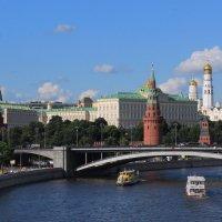 малая частичка Москвы :: Колибри М
