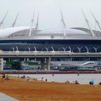 Новый Стадион. :: Марина Харченкова
