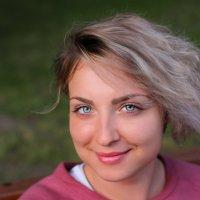 Блондинка. :: Саша Бабаев