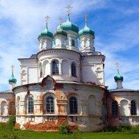 Верхоленский собор :: Анатолий Иргл