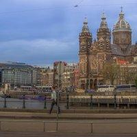 Амстердам.Набережная :: Александр