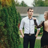 Дмитрий и Светлана :: Владимир Васильев