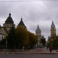 На   Ивано - Франковских   Майзлях :: Андрей  Васильевич Коляскин