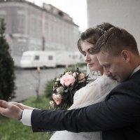 Лето. Свадьба. Дождь :: Алексей Мартынов
