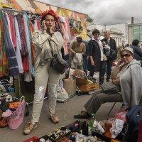 Блошиный рынок :: Алексей Окунеев
