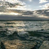 Море волнуется два... :: Юрий Клишин