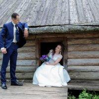 Свадьба в Хохловке :: Наталья