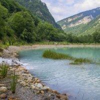 Голубая вода. :: ФотоЛюбка *