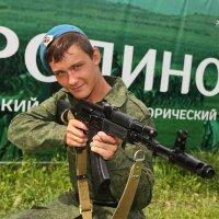 Юные Патриоты России. :: Иван Бобков
