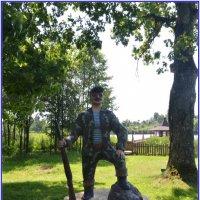 охотник,после охоты. :: владимир ковалев
