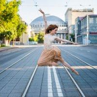 уличный балет :: Михаил Решетников