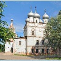 Церковь Иоанна Златоуста :: Vadim WadimS67