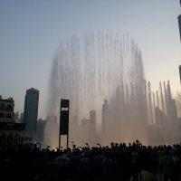 Танцующий фонтан Дубая :: LORRA ***