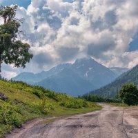 Дорога к перевалу :: Александр Криулин