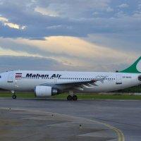 Mahan Air :: vg154