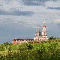 Церковь Михаила Архангела в Суздале, посёлок Михали :: Мария Беспалова